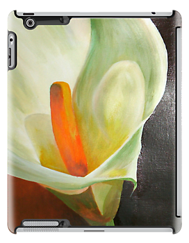Large Calla Lily by taiche