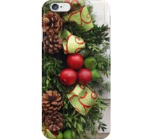 Holiday Wreath iPhone Case/Skin