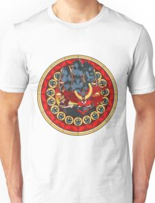 Gurren Lagann Stained Glass Unisex T-Shirt