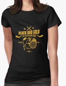 Black and gold - Boston Bruins T-Shirt