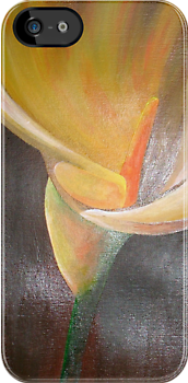 Golden Easter Lily by taiche