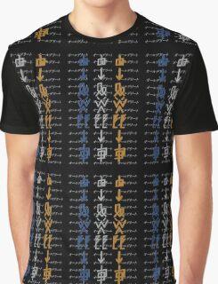 Delete All Graphic T-Shirt