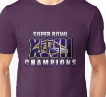 Super Bowl 47 Raven Champion Shirt Unisex T-Shirt