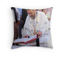 The Law & The Prophets Throw Pillow