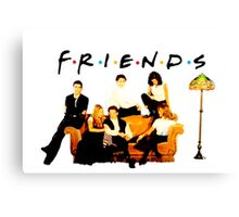 That's what friends are for Canvas Print