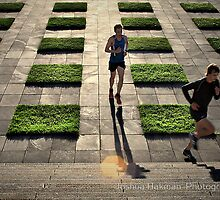 The Runners... by Joshua Hakman by Shot in the Heart of Melbourne, 2013