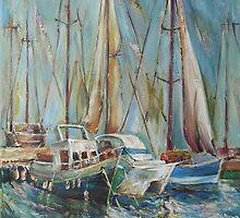 Castellon, the port by Stefano Popovski