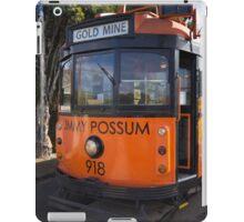 Bendigo tram #918 - The Jimmy Possum iPad Case/Skin