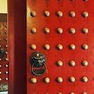Kala temple door guardian by IngeHG