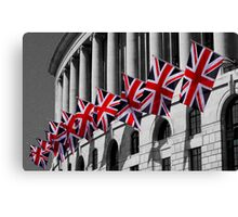 Rule Britannia Canvas Print