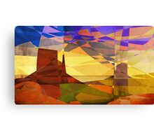 Monument Valley, Arizona Canvas Print