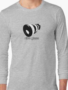 nice glass Long Sleeve T-Shirt