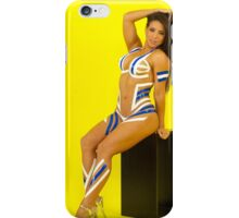 Fit Woman - Body Tape iPhone Case/Skin