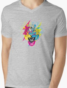 Wild Mens V-Neck T-Shirt