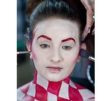 Sheffield Fashion Show Photographic Print