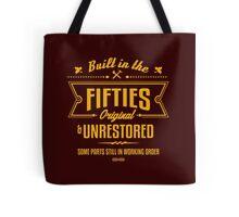Fifties Original Tote Bag