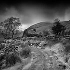 Black Valley Cottage-Kerry Ireland by Pascal Lee (LIPF)