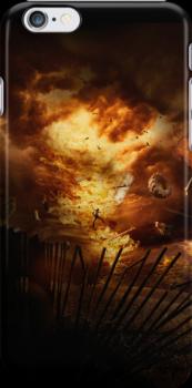 Firestorm by vectorsesh