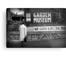 Searching For The Good Life Metal Print