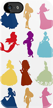 Disney Princess' by sweetsisters