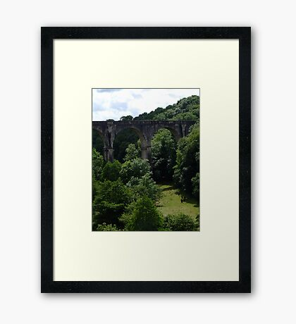 Victorian Countryside Framed Print