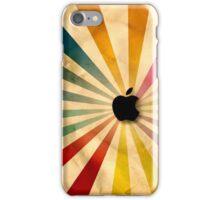 retro apple iPhone Case/Skin