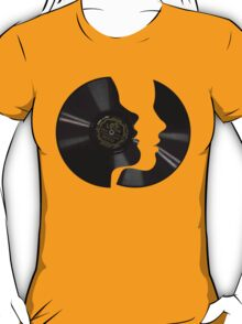 Vinyl Profile T-Shirt