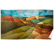 Schnebly Hill, Sedona Poster
