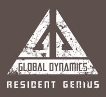 Eureka-Resident Genius Grunge by godgeeki