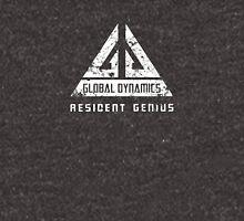 Eureka-Resident Genius Grunge Hoodie