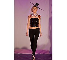 Sheffield College Fashion Show Photographic Print