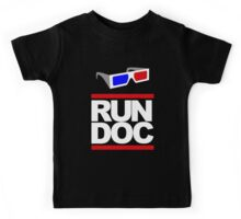 RUN - D.O.C. Kids Tee
