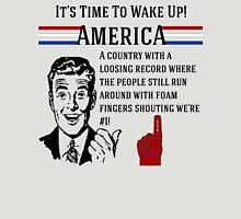 America Political Insult Design Unisex T-Shirt