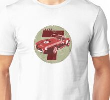 Vintage Feel Lucky Seven Cobra Classic Sports Car Unisex T-Shirt