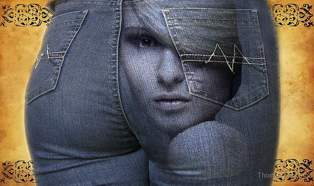 JEAN BUTT by TJ Baccari Photography