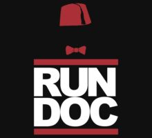 RUN - D.O.C. Eleven Kids Clothes