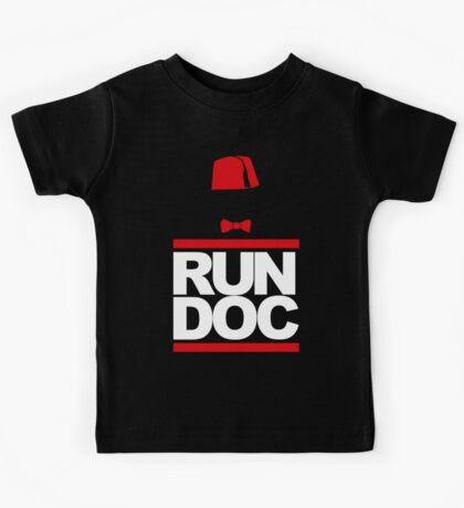 RUN - D.O.C. Eleven Kids Tee