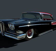 1958 Edsel Custom Low Rider by TeeMack