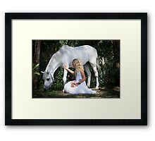 My little pony ... Framed Print