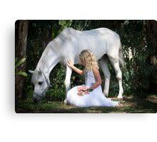 My little pony ... Canvas Print