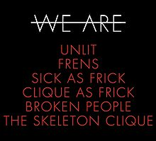 We are... by psychedelicyeti