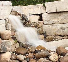 Waterfall 2 by John Velocci