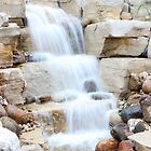 Waterfall 4 by John Velocci