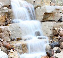 Waterfall 4 by John Velocci