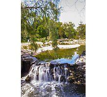 Waterfall 7 Photographic Print