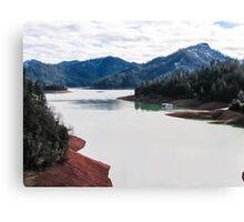 Landscape 005 Canvas Print