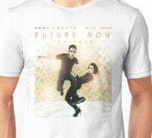 Future Now The Tour Demi Lovato Nick Jonas Gunahad05 Unisex T-Shirt