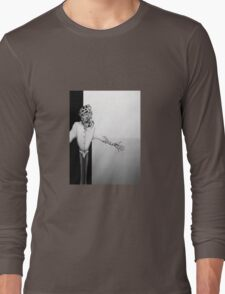 """You Crazy."" Long Sleeve T-Shirt"