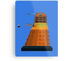2005 Dalek Metal Print