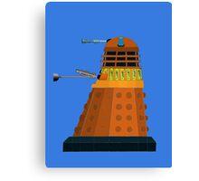 2005 Dalek Canvas Print